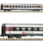 Fleischmann N 890307 SBB 2等ICN客車