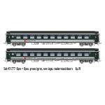 LSModels HO CIWL客車、RZD客車など新入荷