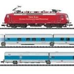 Trix N 寝台列車セット BR120+タルゴ